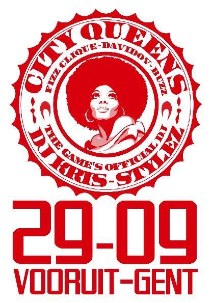 City Queens - Sat 29-09-07, Kunstencentrum Vooruit
