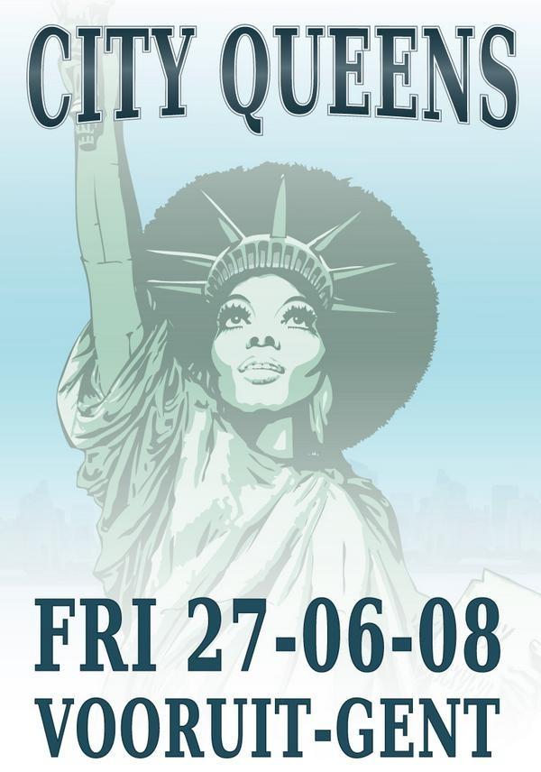 Fat Joe in Concert / City Queens - Fri 27-06-08, Kunstencentrum Vooruit