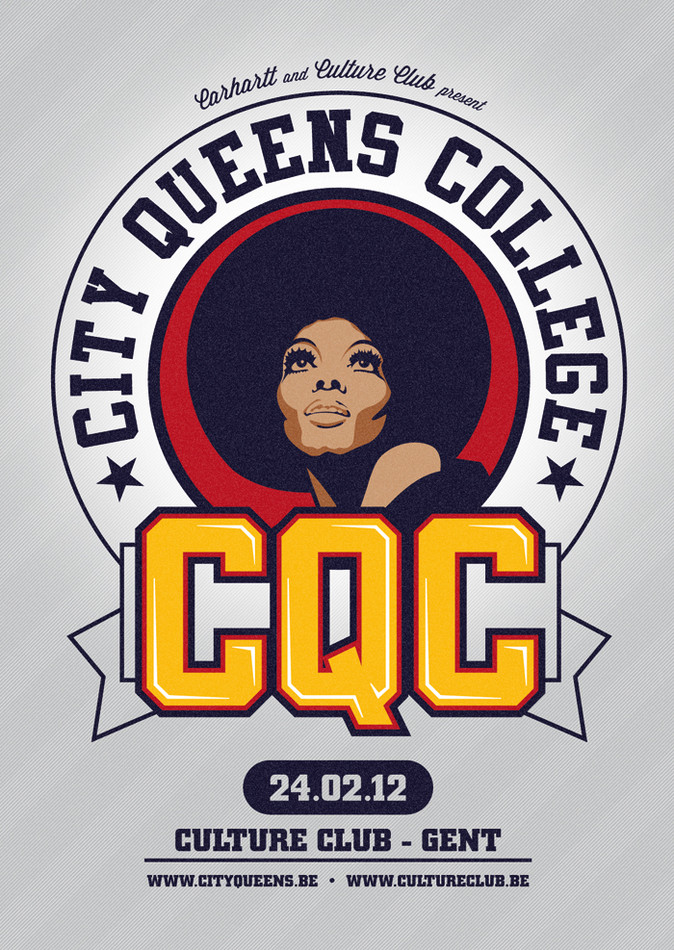 City Queens College - Fri 24-02-12, Culture Club